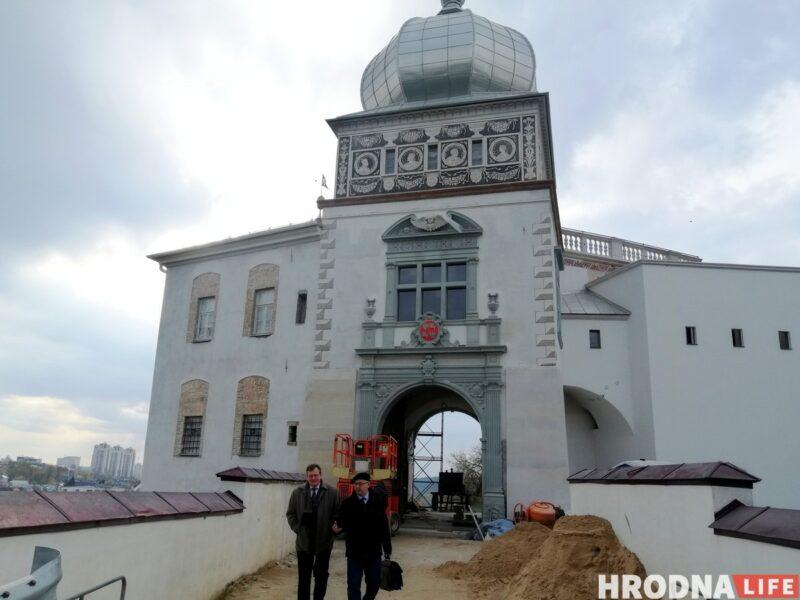 Историческая справка опровергает проект реконструкции Старого замка. Каким (не)был дворец Батория?