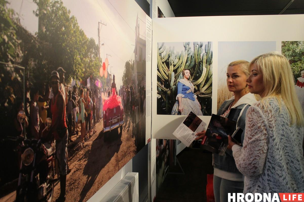 На фотавыставе World Press Photo - 2019. Фота: Алена Кавальчук