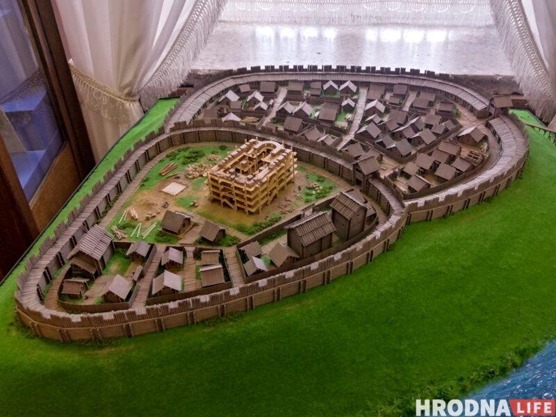 Стары замак, рэканструкцыя