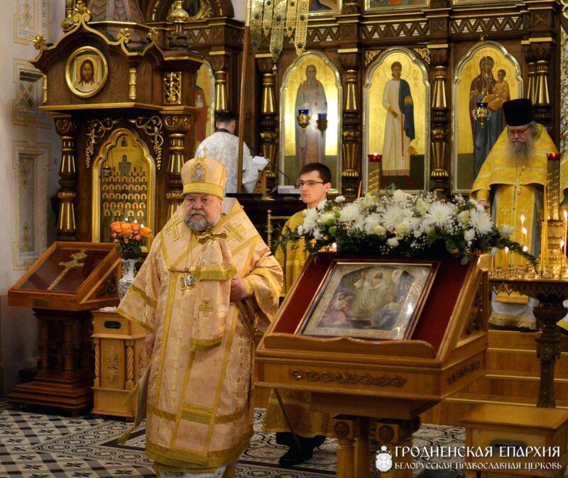 Епископ Гродненский и Волковысский Артемий. Фото: Гродненская епархия