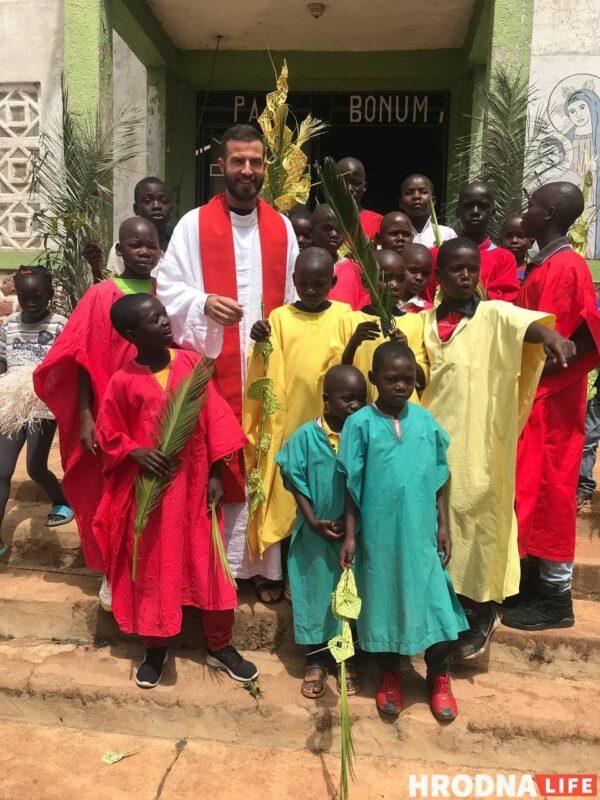 «За голас на выбарах маглі растраляць». Беларускі святар, – пра працу місіянерам у Афрыцы