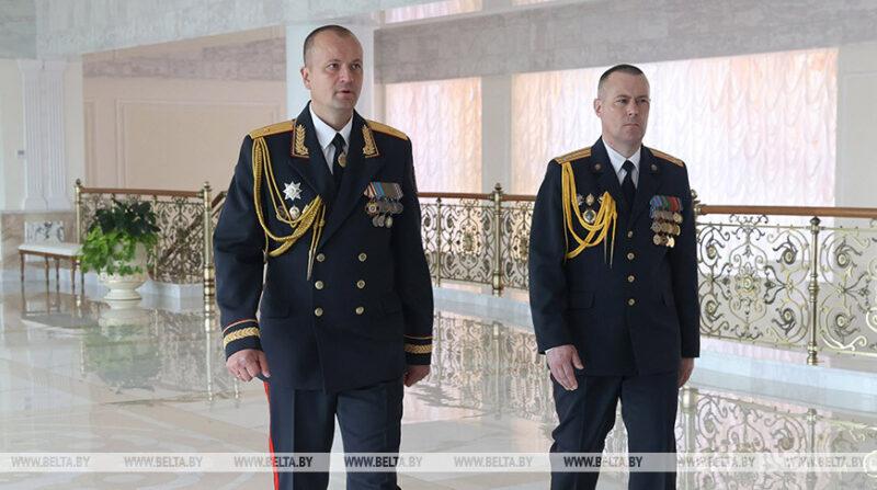 Полковник из Гродно возглавит милицию в Гомеле