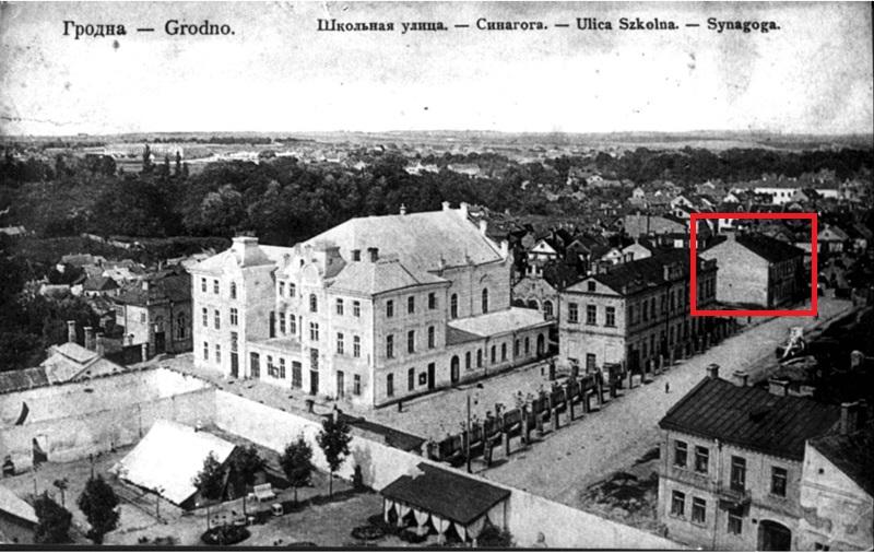 В Гродно хотят восстановить здания на Большой Троицкой. Условие - максимальная аутентичность