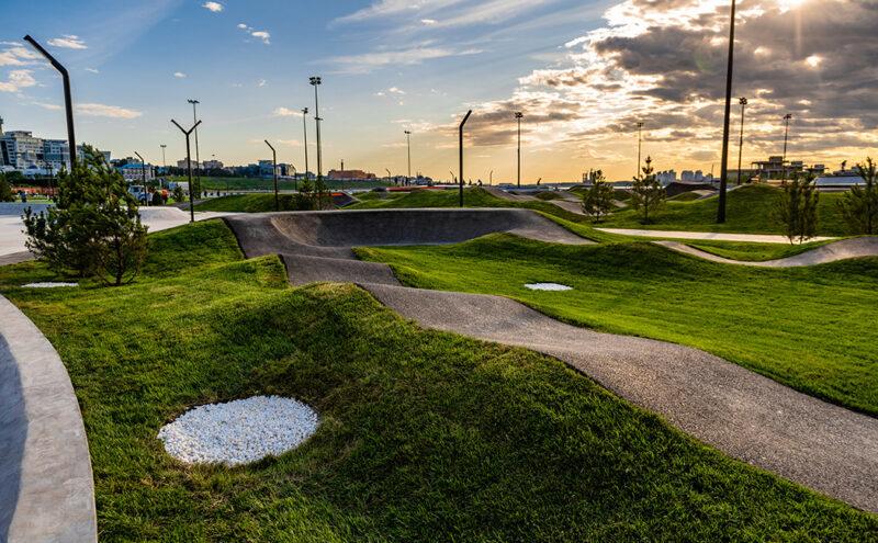 В Гродно хотят открыть скейт-парк. Это уже третья попытка властей города
