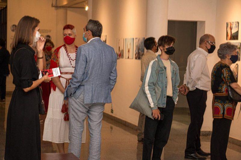 Снимки Гродненского фотографа показывают на выставке в столице Бразилии